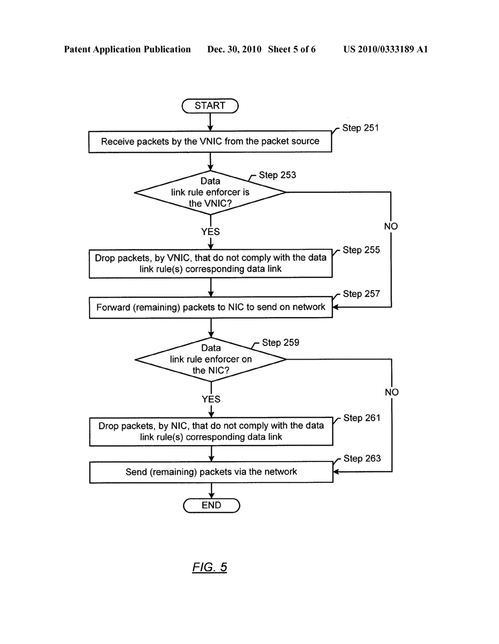 METHOD AND SYSTEM FOR ENFORCING SECURITY POLICIES ON NETWORK TRAFFIC - diagram, schematic, and image 06