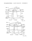 DECORATIVE POLE AND BASE STAND STABILIZING CONTAINER diagram and image