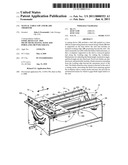 MANUAL TABLE SAW AND BLADE THEREFOR diagram and image