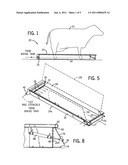 Livestock Footbath System diagram and image