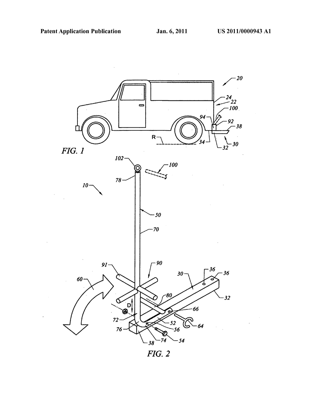 Traffic Cone Carrier Unit For A Motor Vehicle Diagram Schematic Ac Schematics And Image 02