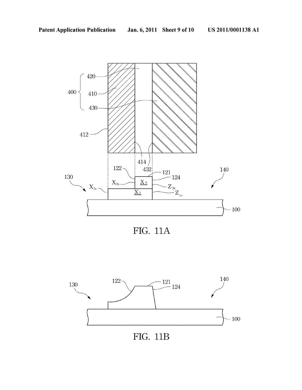 Thin Film Transistor Array and Method for Manufacturing the Same - diagram, schematic, and image 10