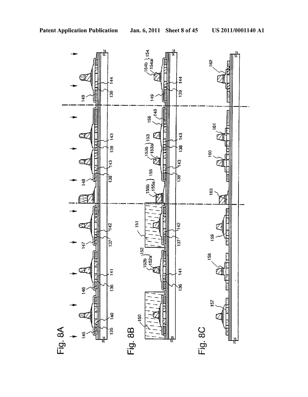 SEMICONDUCTOR DEVICE AND METHOD OF MANUFACTURING SAME - diagram, schematic, and image 09