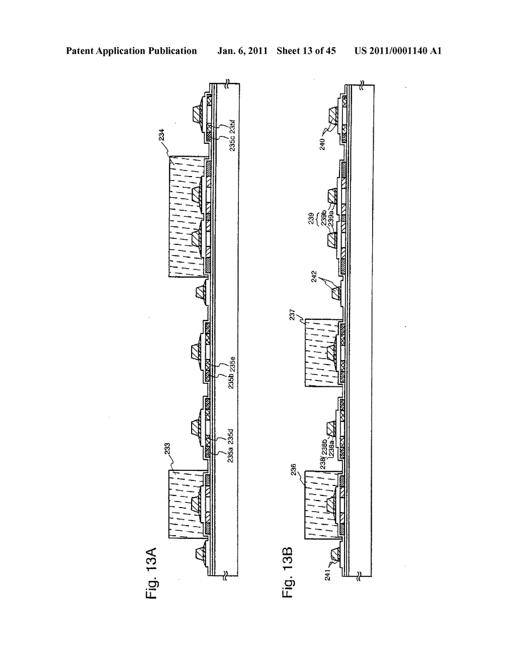 SEMICONDUCTOR DEVICE AND METHOD OF MANUFACTURING SAME - diagram, schematic, and image 14