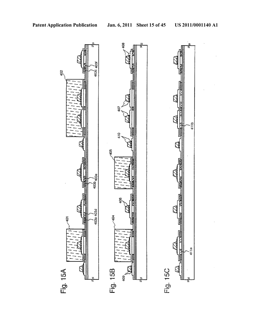 SEMICONDUCTOR DEVICE AND METHOD OF MANUFACTURING SAME - diagram, schematic, and image 16