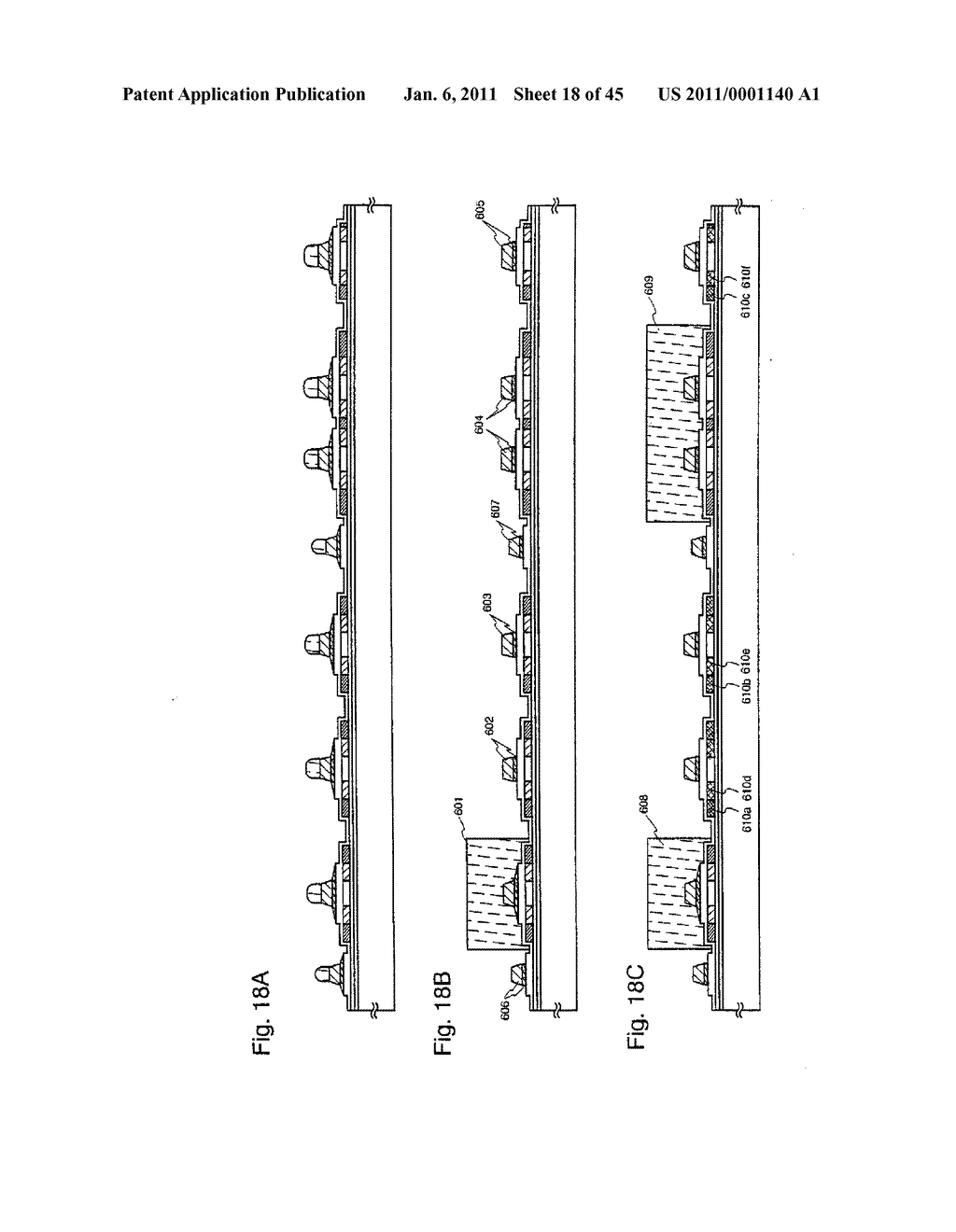 SEMICONDUCTOR DEVICE AND METHOD OF MANUFACTURING SAME - diagram, schematic, and image 19