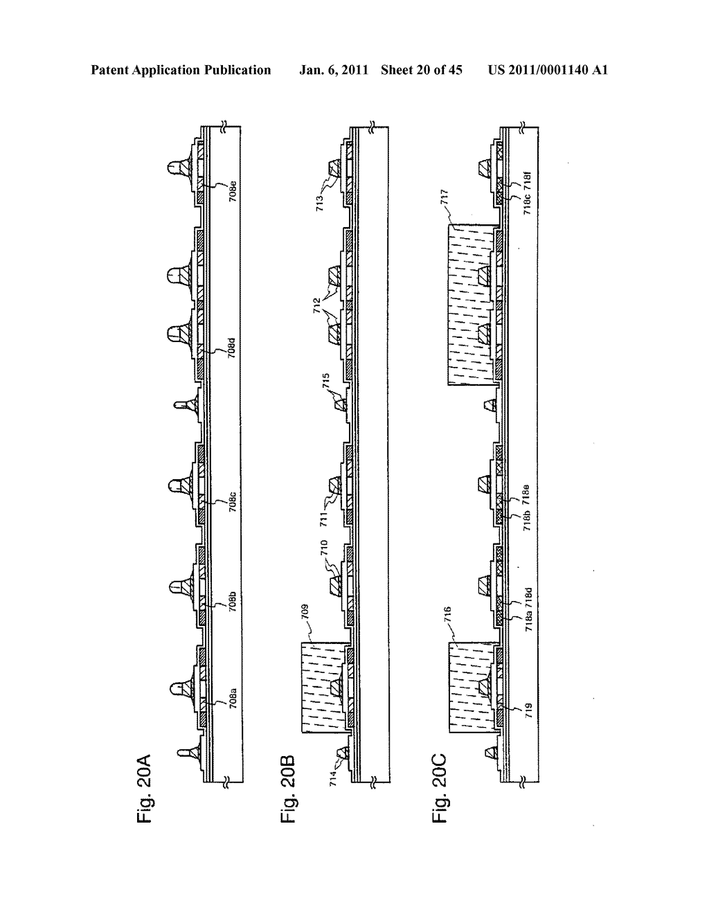 SEMICONDUCTOR DEVICE AND METHOD OF MANUFACTURING SAME - diagram, schematic, and image 21