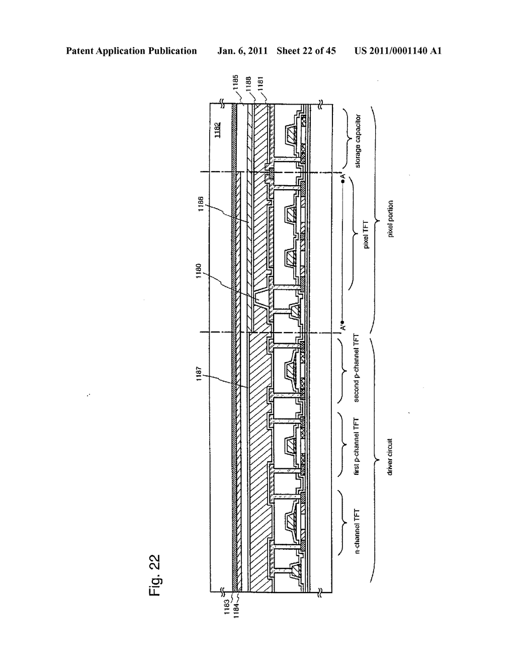 SEMICONDUCTOR DEVICE AND METHOD OF MANUFACTURING SAME - diagram, schematic, and image 23