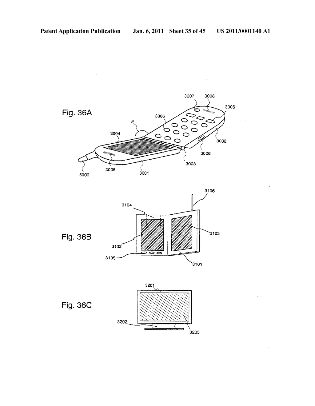 SEMICONDUCTOR DEVICE AND METHOD OF MANUFACTURING SAME - diagram, schematic, and image 36