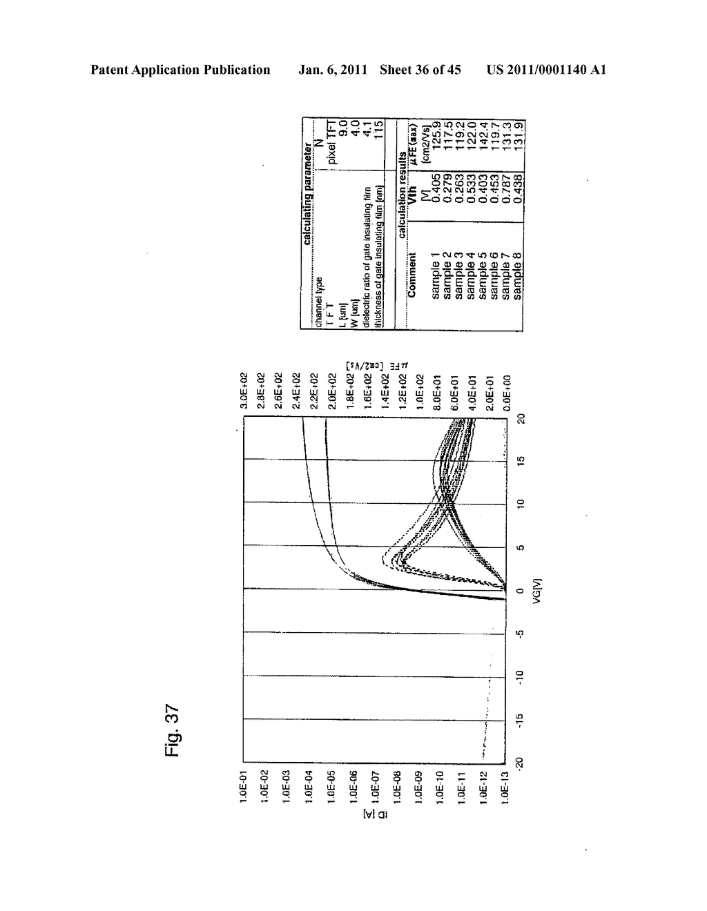 SEMICONDUCTOR DEVICE AND METHOD OF MANUFACTURING SAME - diagram, schematic, and image 37