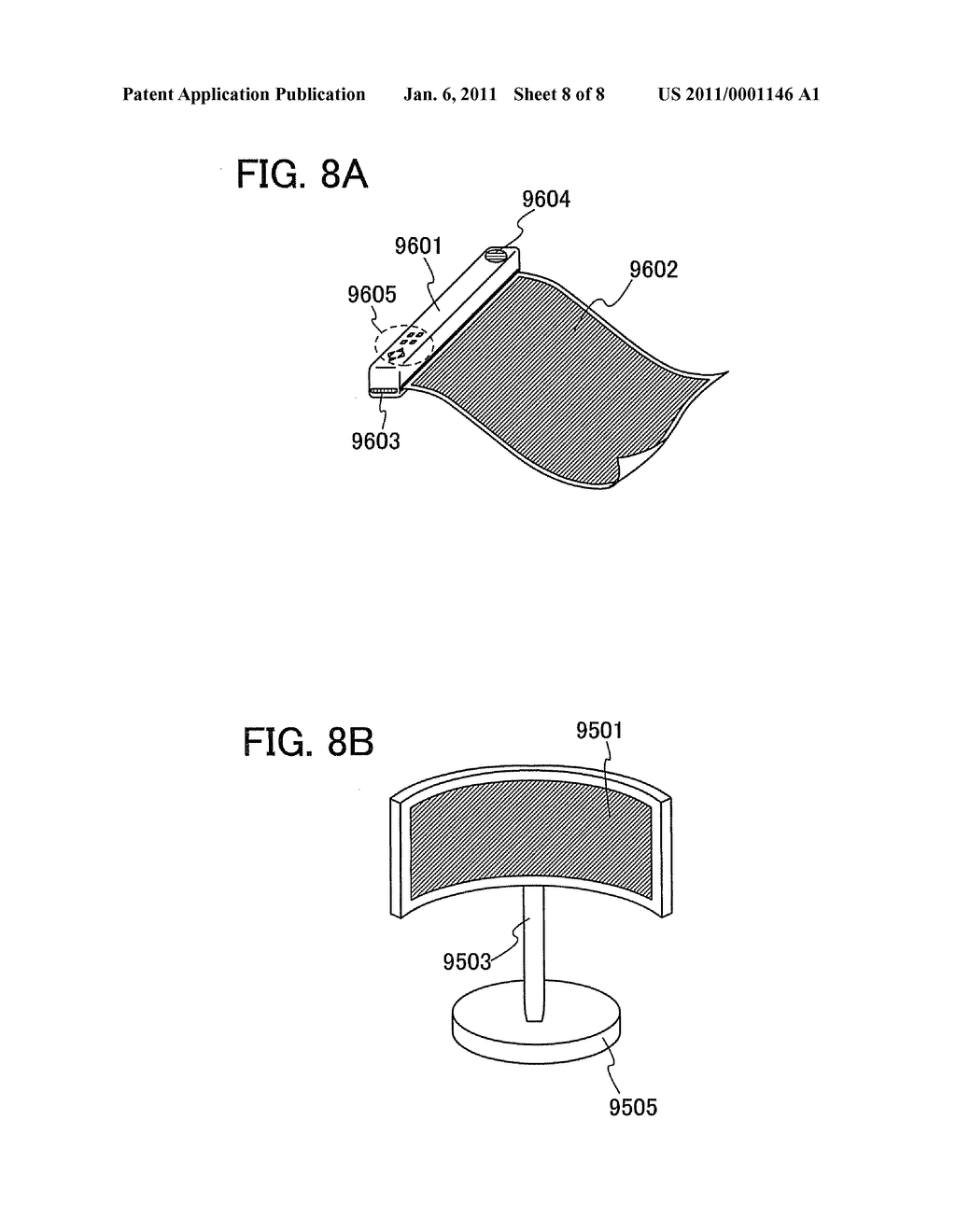Light-Emitting Device, Lighting Device, and Electronic Device - diagram, schematic, and image 09