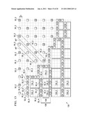 Supplying Power to Integrated Circuits Using a Grid Matrix Formed of Through-Silicon Vias diagram and image