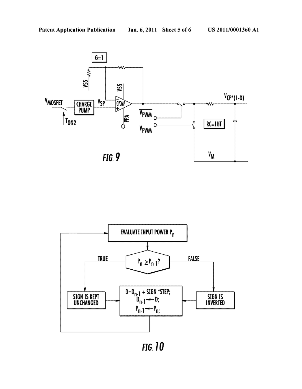 ANALOG MPPT CIRCUIT FOR PHOTOVOLTAIC POWER PLANT - diagram, schematic, and  image 06