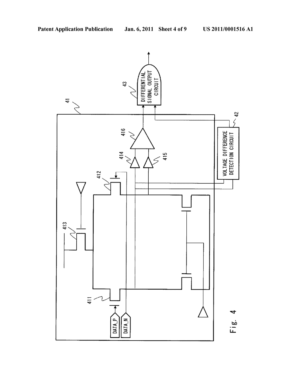 CIRCUIT, APPARATUS, AND METHOD FOR SIGNAL TRANSFER - diagram, schematic, and image 05