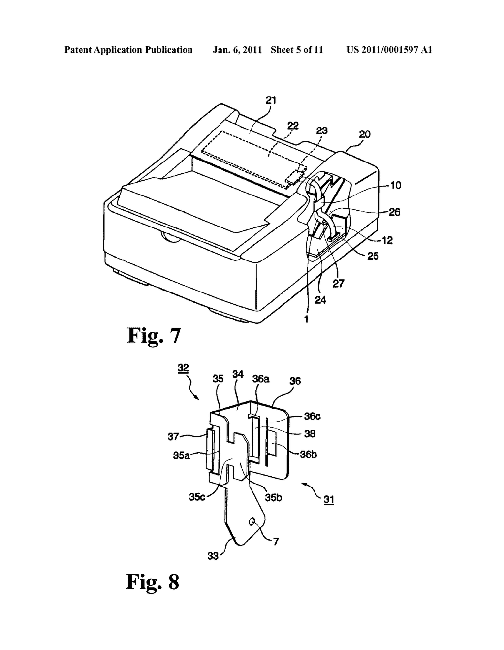 COMPONENT FIXING DEVICE AND ELECTRICAL DEVICE HAVING THE SAME - diagram, schematic, and image 06