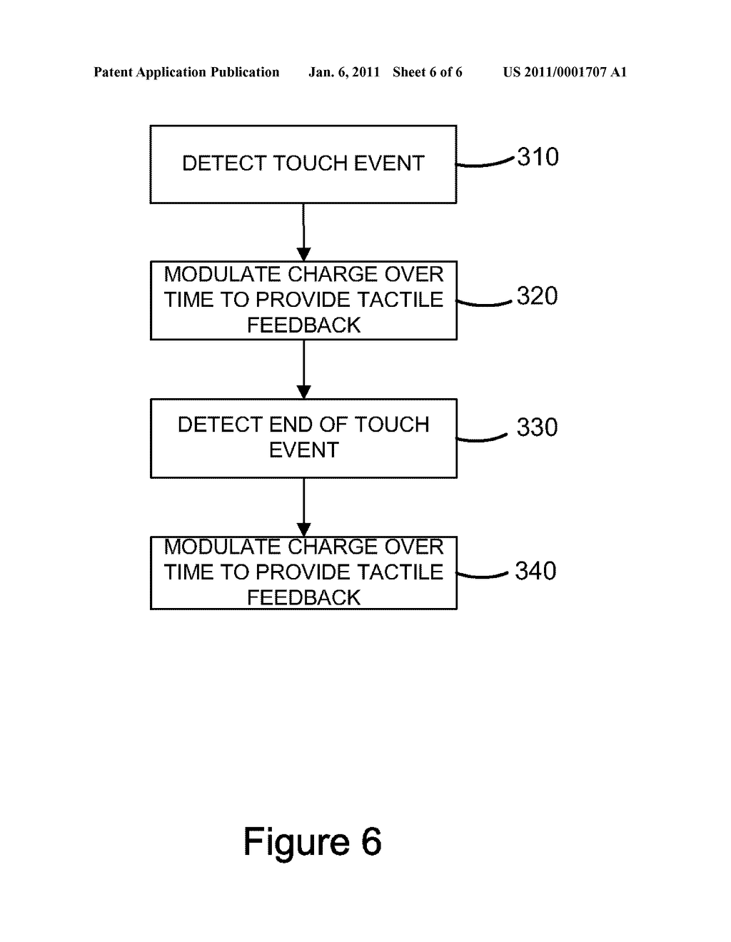ELECTRONIC DEVICE INCLUDING A MOVEABLE TOUCH-SENSITIVE INPUT AND METHOD OF CONTROLLING SAME - diagram, schematic, and image 07