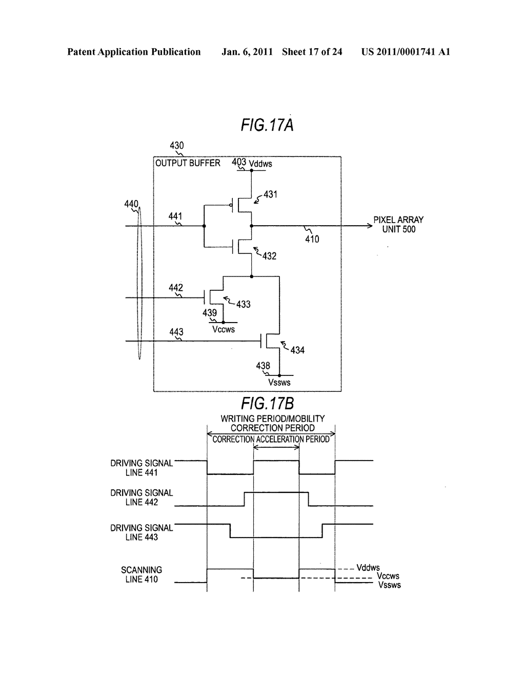 Display device and electronic apparatus - diagram, schematic, and image 18