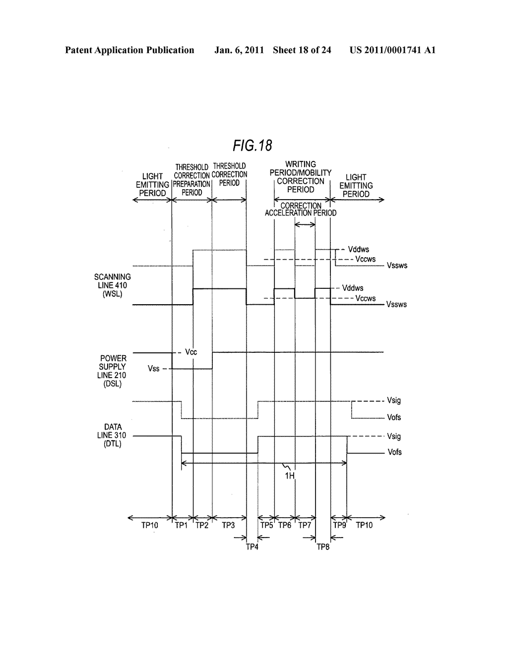 Display device and electronic apparatus - diagram, schematic, and image 19