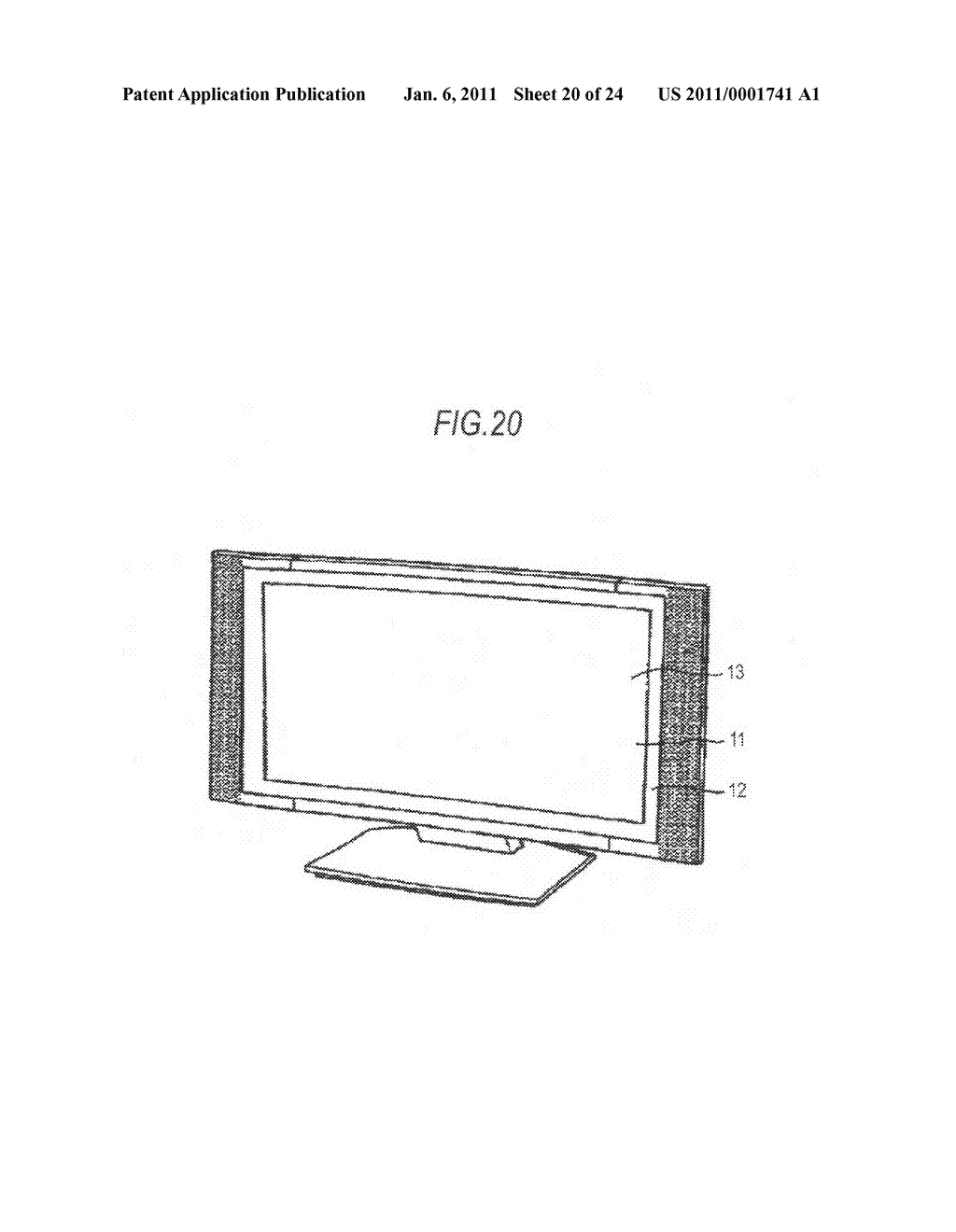 Display device and electronic apparatus - diagram, schematic, and image 21