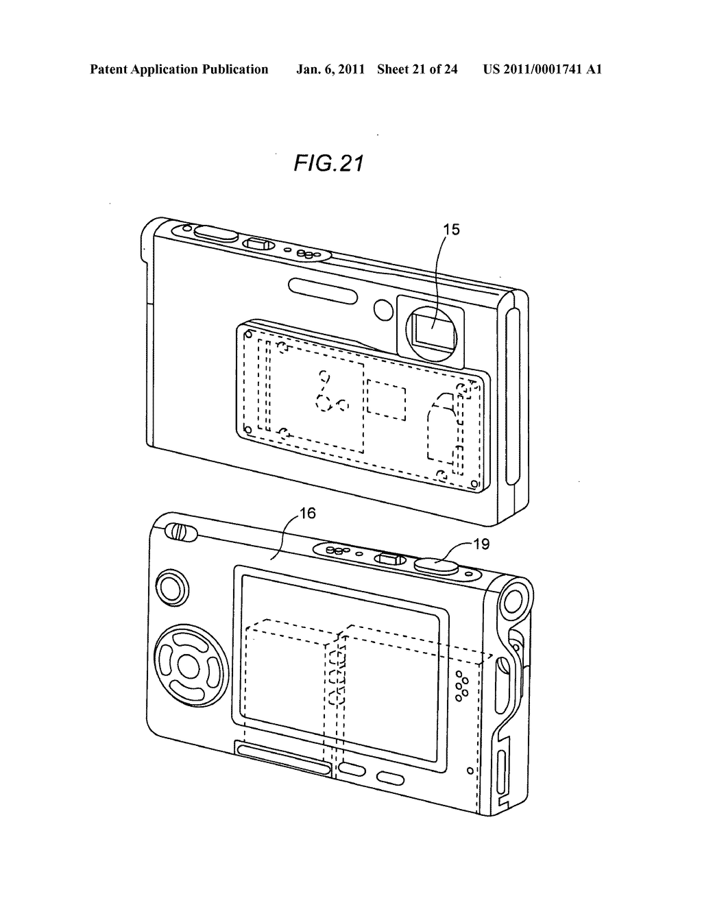 Display device and electronic apparatus - diagram, schematic, and image 22