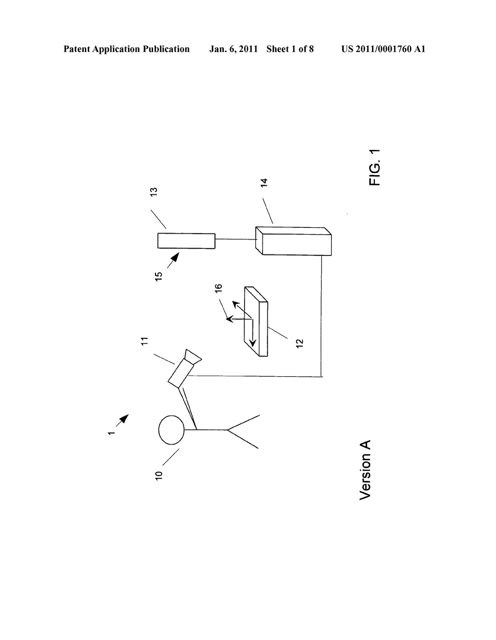 METHOD AND SYSTEM FOR DISPLAYING AN IMAGE GENERATED BY AT LEAST ONE CAMERA - diagram, schematic, and image 02