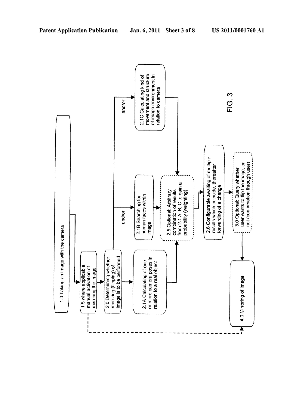 METHOD AND SYSTEM FOR DISPLAYING AN IMAGE GENERATED BY AT LEAST ONE CAMERA - diagram, schematic, and image 04