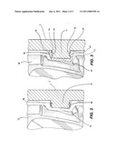 ATTACHMENT MECHANISM FOR EYE GLASS SHIELD diagram and image