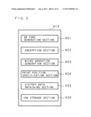 Image processing apparatus, image reading apparatus, image forming apparatus and recording medium diagram and image