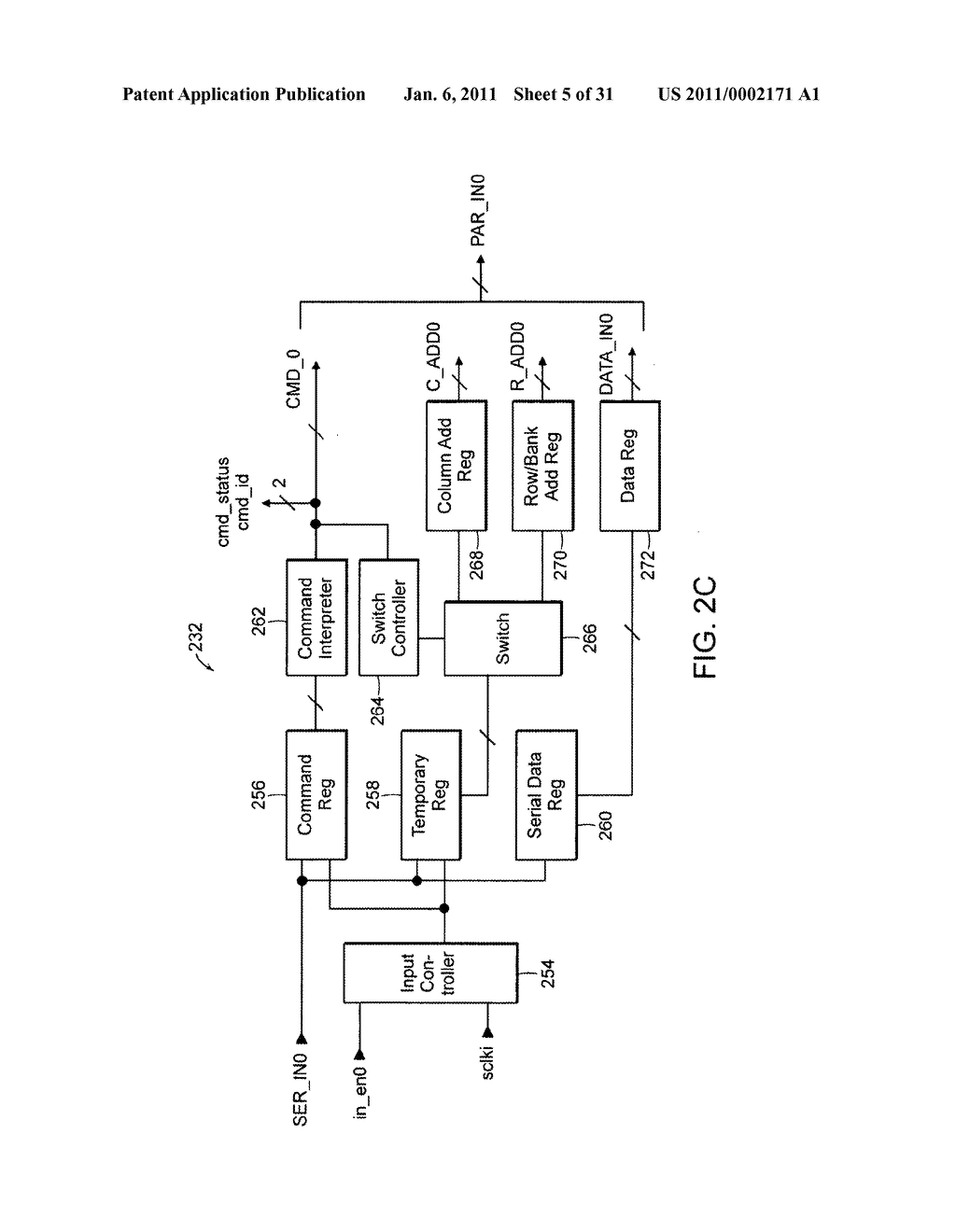 MEMORY WITH OUTPUT CONTROL - diagram, schematic, and image 06