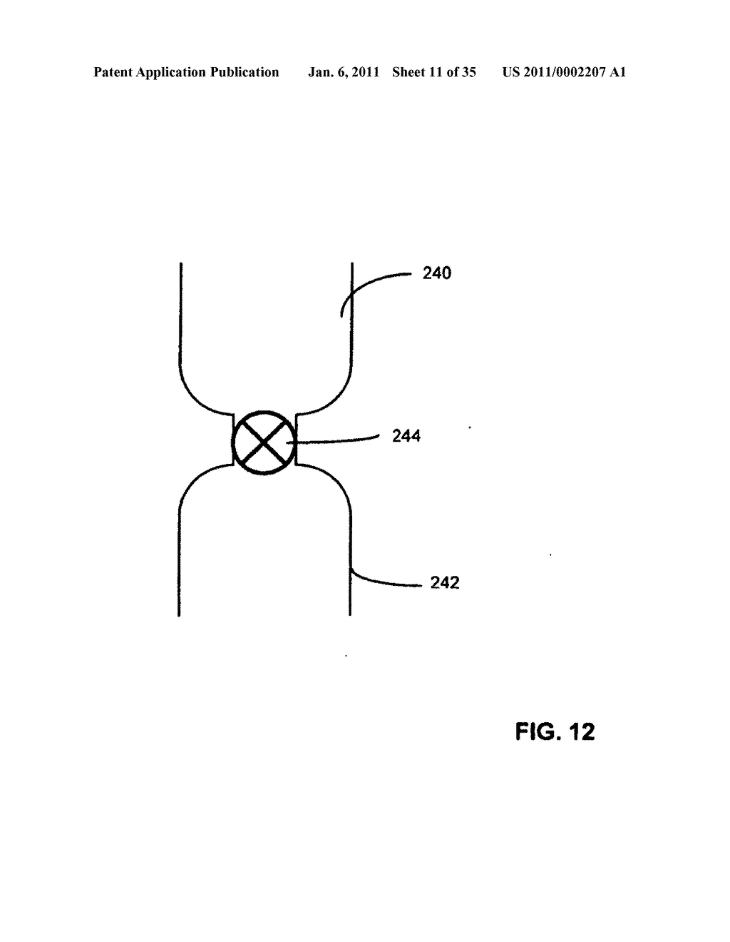 Method and system for fluid mediated disk activation and deactivation - diagram, schematic, and image 12