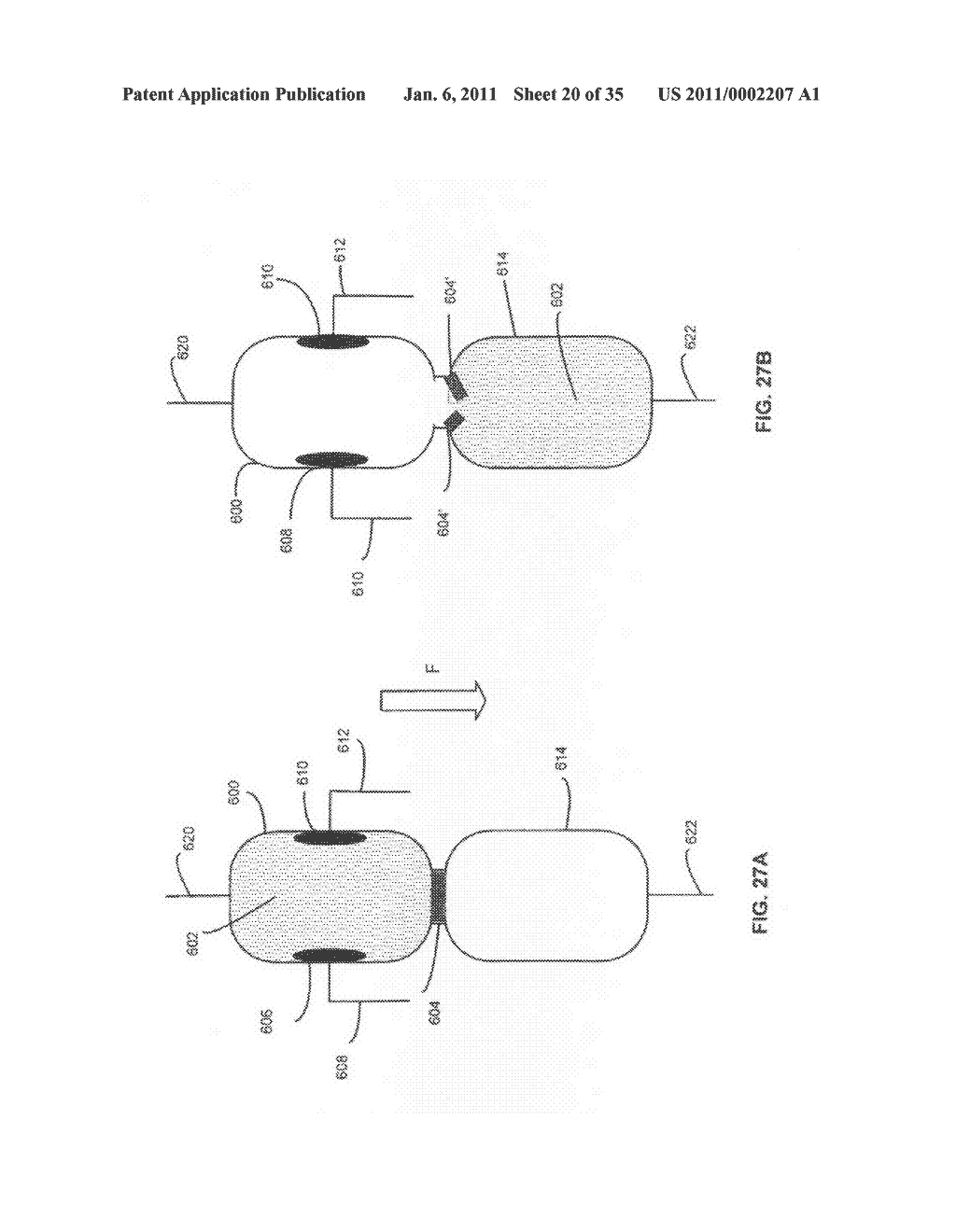 Method and system for fluid mediated disk activation and deactivation - diagram, schematic, and image 21