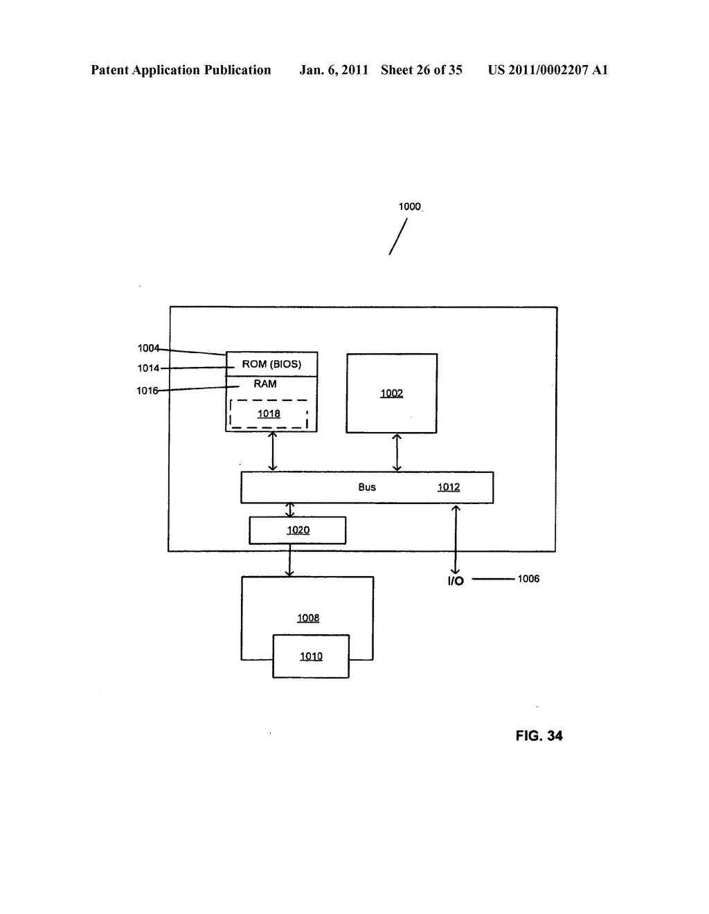 Method and system for fluid mediated disk activation and deactivation - diagram, schematic, and image 27