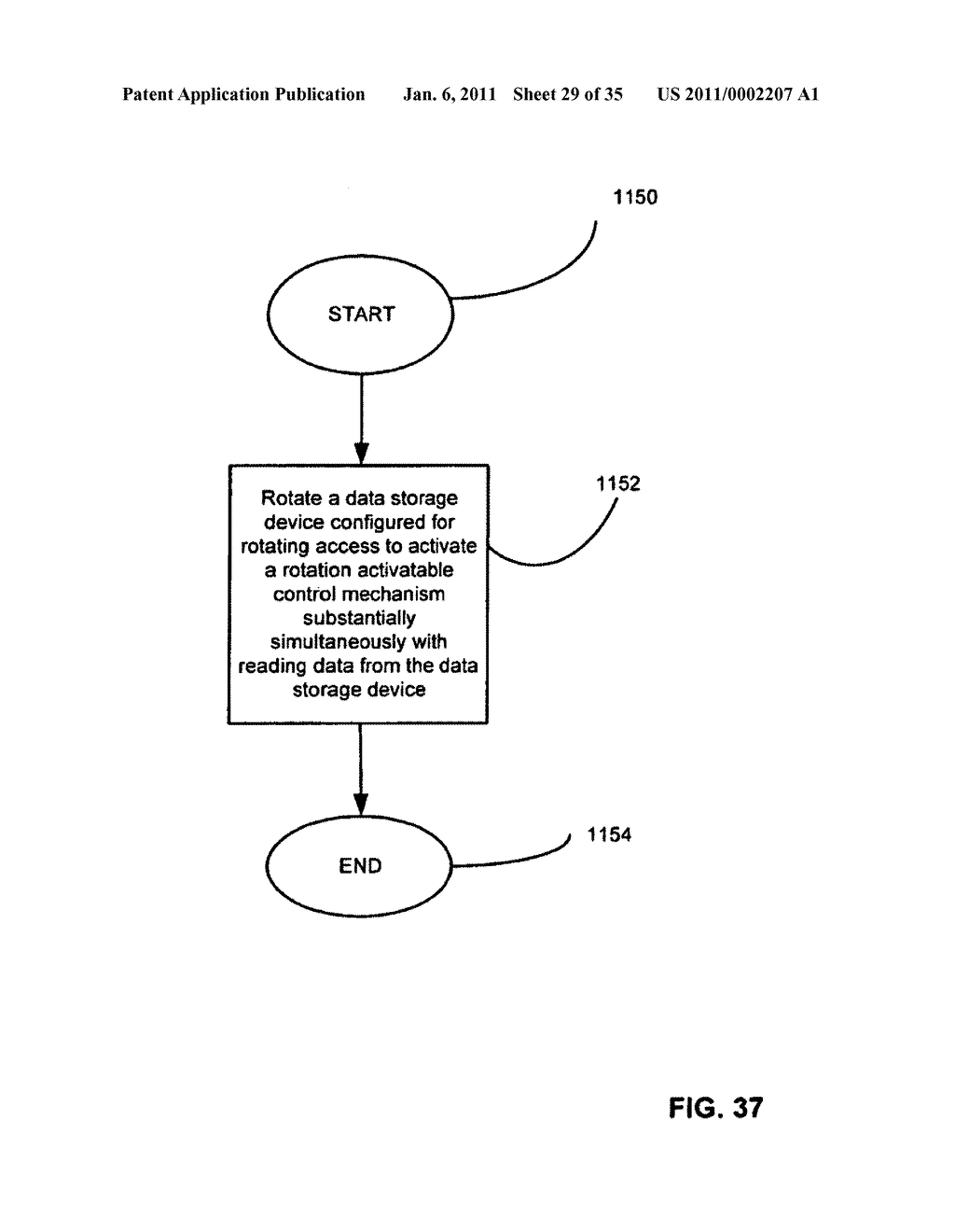 Method and system for fluid mediated disk activation and deactivation - diagram, schematic, and image 30