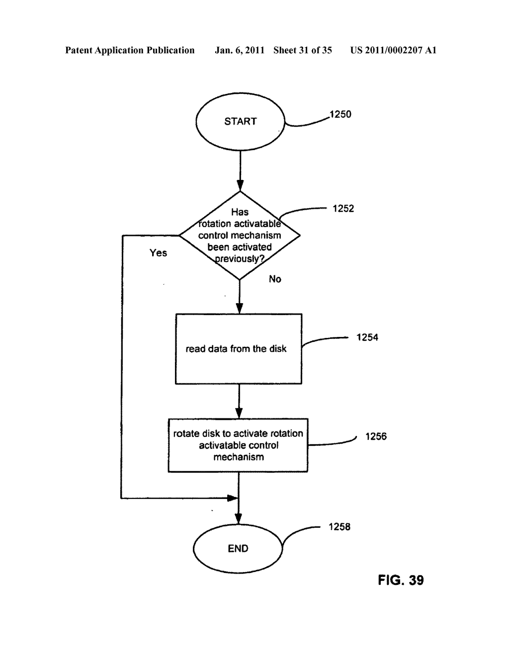 Method and system for fluid mediated disk activation and deactivation - diagram, schematic, and image 32