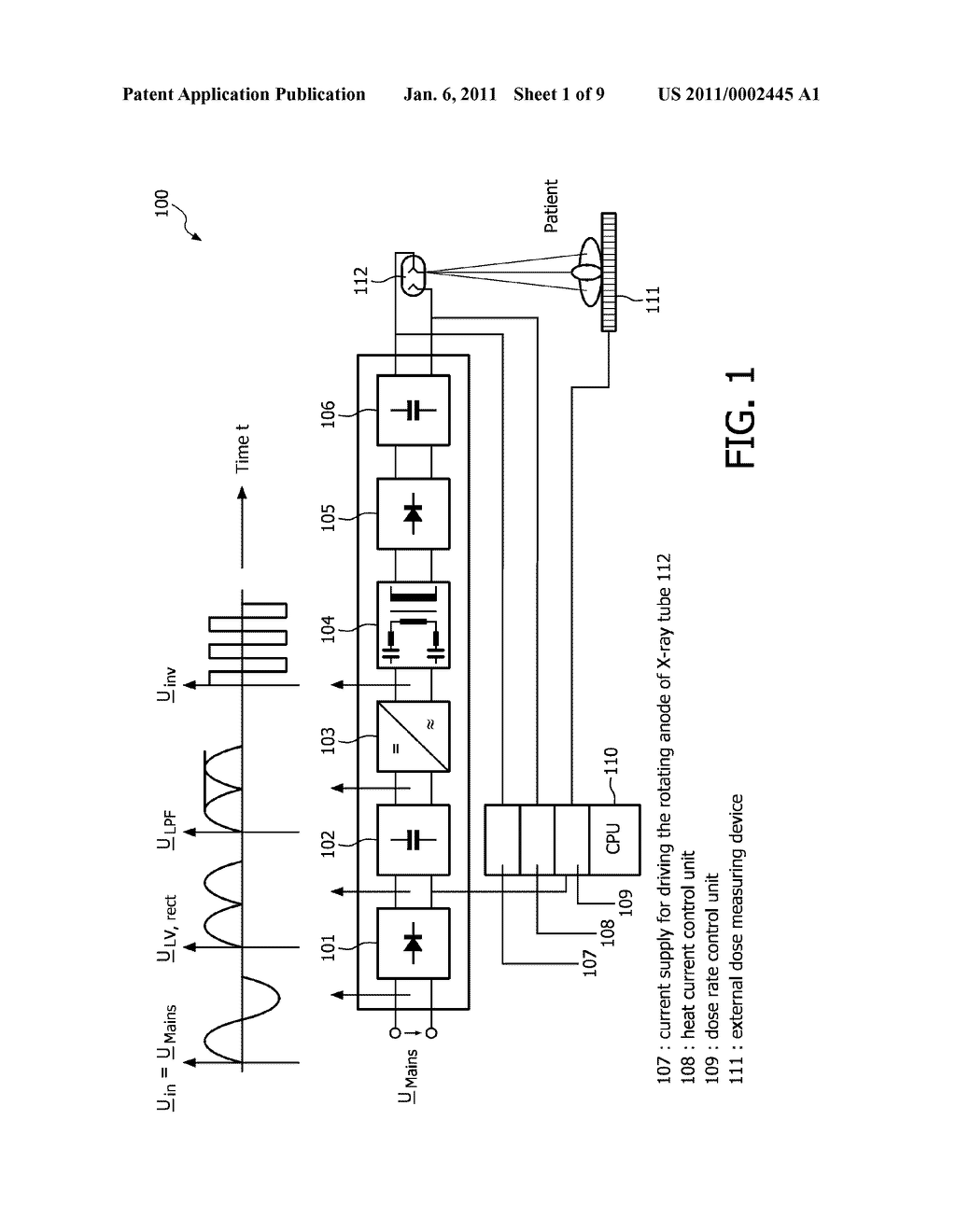 ... POWER CONVERTER CIRCUIT, IN PARTICULAR A DC/DC CONVERTER FOR USE IN A  HIGH-VOLTAGE GENERATOR CIRCUITRY OF A MODERN COMPUTED TOMOGRAPHY DEVICE OR X -RAY ...