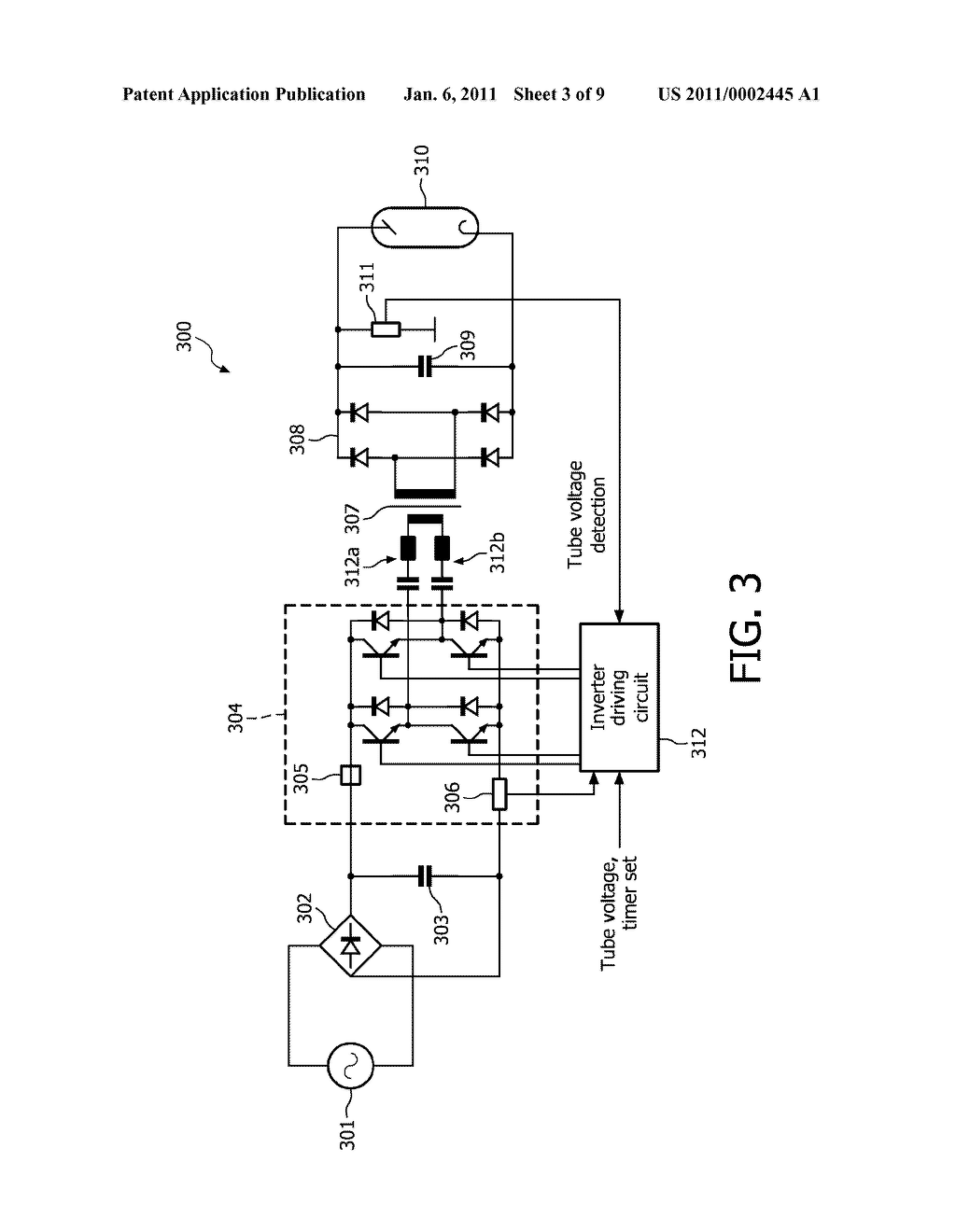 DC/AC POWER INVERTER CONTROL UNIT OF A RESONANT POWER CONVERTER CIRCUIT, IN  PARTICULAR A DC/DC CONVERTER FOR USE IN A HIGH-VOLTAGE GENERATOR CIRCUITRY  OF A ...