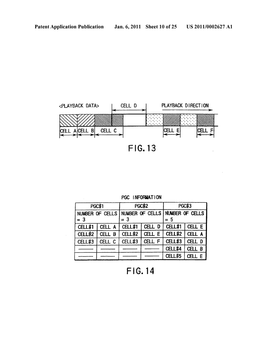 INFORMATION STORAGE MEDIUM AND INFORMATION RECORDING/PLAYBACK SYSTEM - diagram, schematic, and image 11