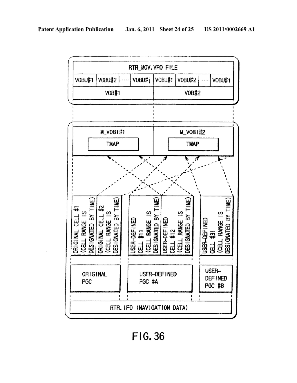 INFORMATION STORAGE MEDIUM AND INFORMATION RECORDING/PLAYBACK SYSTEM - diagram, schematic, and image 25