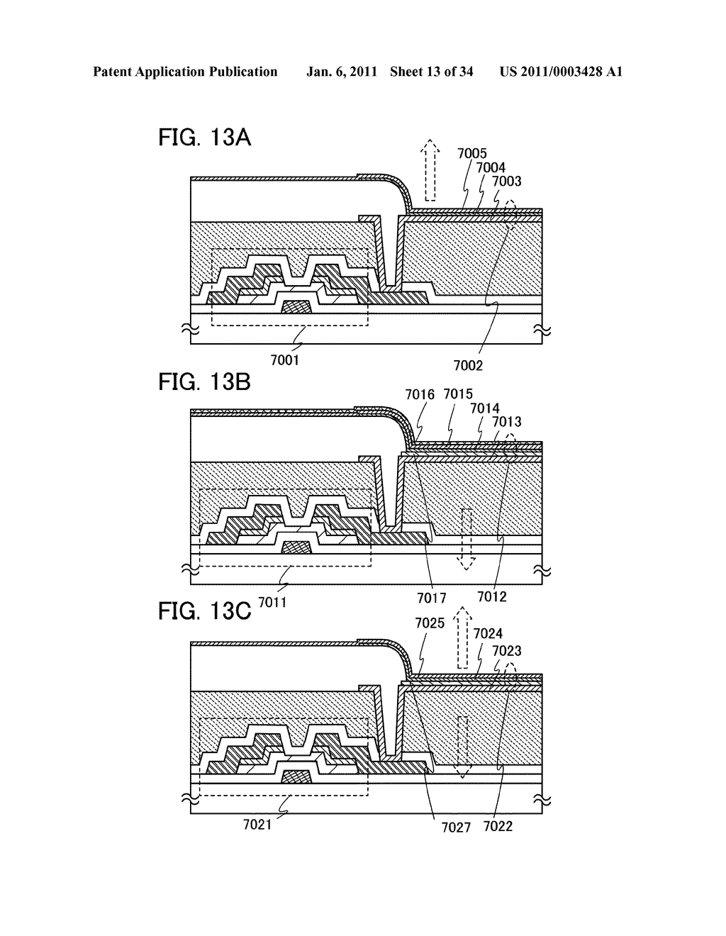 METHOD FOR MANUFACTURING SEMICONDUCTOR DEVICE - diagram, schematic, and image 14