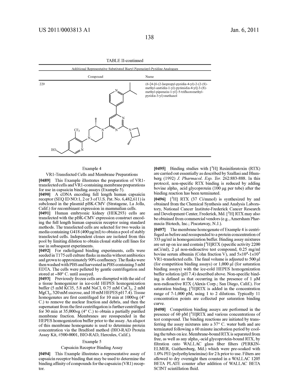 SUBSTITUTED BIARYL PIPERAZINYL-PYRIDINE ANALOGUES - diagram, schematic, and image 139