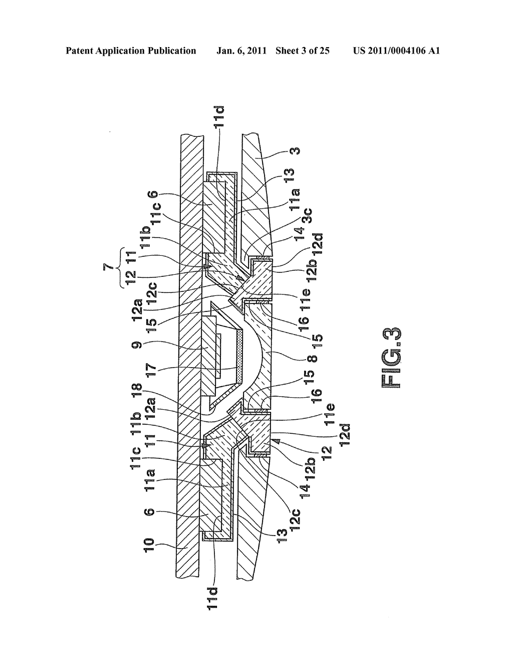 OPTICAL BIOLOGICAL INFORMATION DETECTING APPARATUS AND OPTICAL BIOLOGICAL INFORMATION DETECTING METHOD - diagram, schematic, and image 04