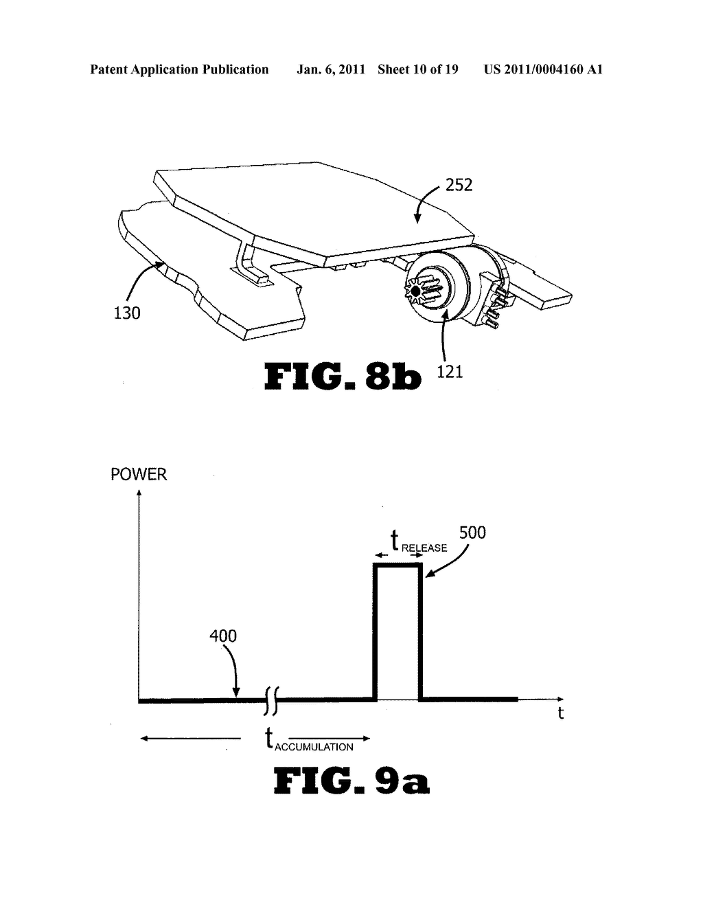 Devices and Methods for Powering a Medical Device - diagram, schematic, and image 11