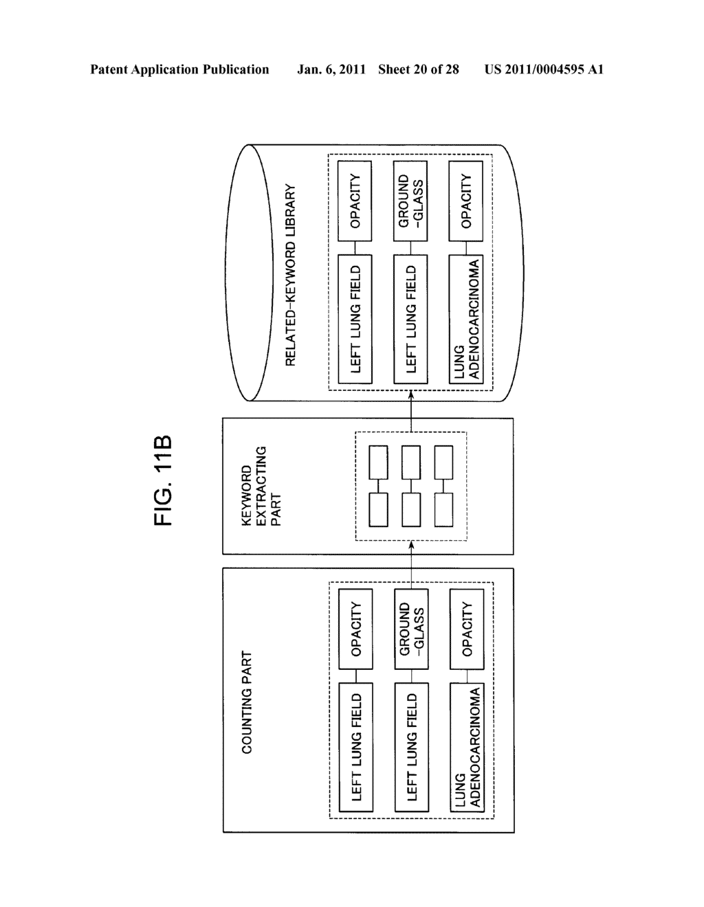DIAGNOSTIC REPORT SEARCH SUPPORTING APPARATUS AND DIAGNOSTIC REPORT SEARCHING APPARATUS - diagram, schematic, and image 21