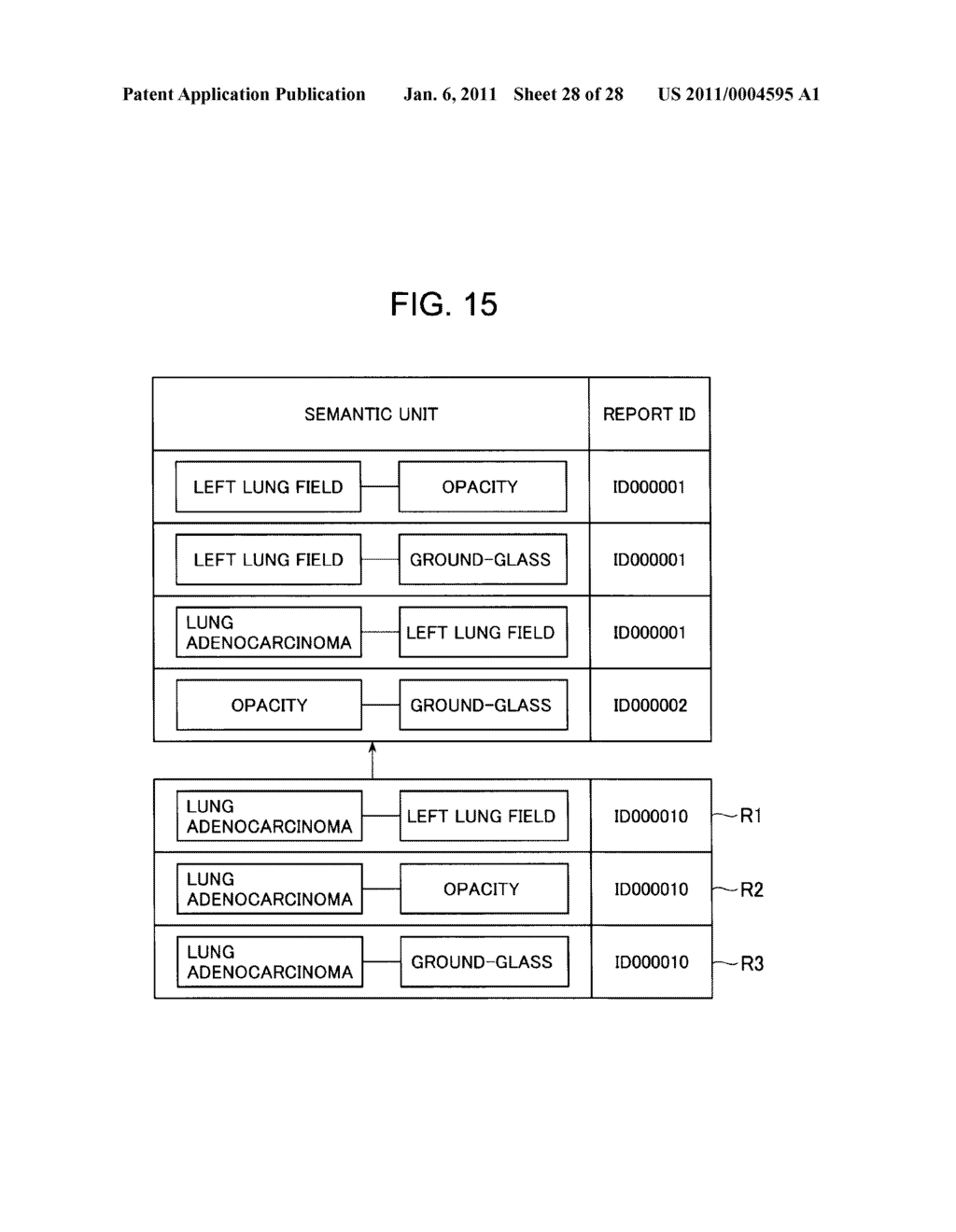 DIAGNOSTIC REPORT SEARCH SUPPORTING APPARATUS AND DIAGNOSTIC REPORT SEARCHING APPARATUS - diagram, schematic, and image 29