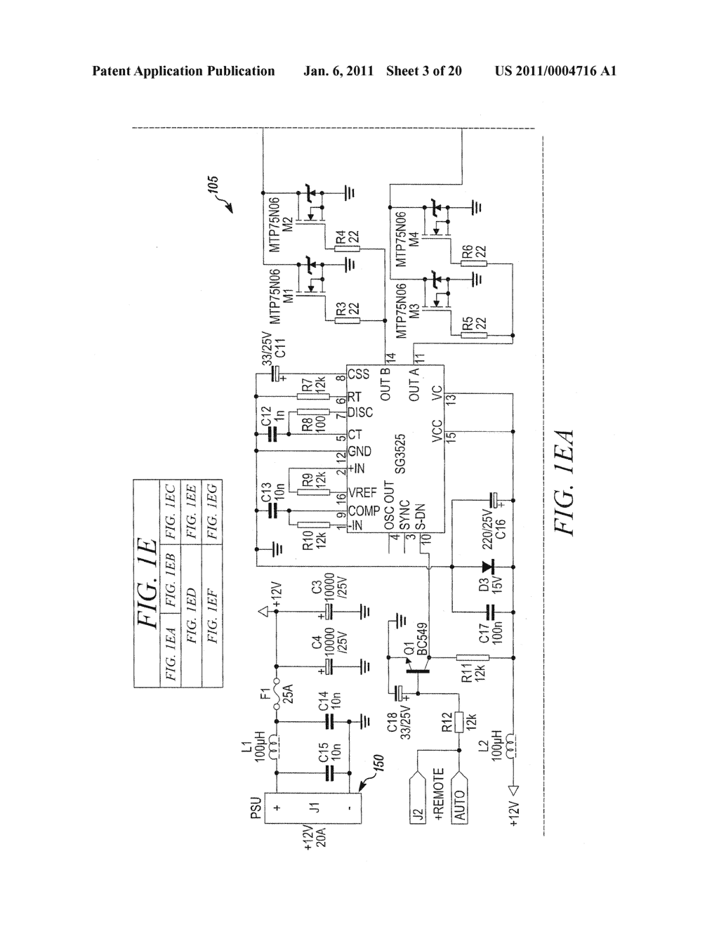 Discrete Lateral Mosfet Power Amplifier Expansion Card Diagram Circuits Schematic And Image 04