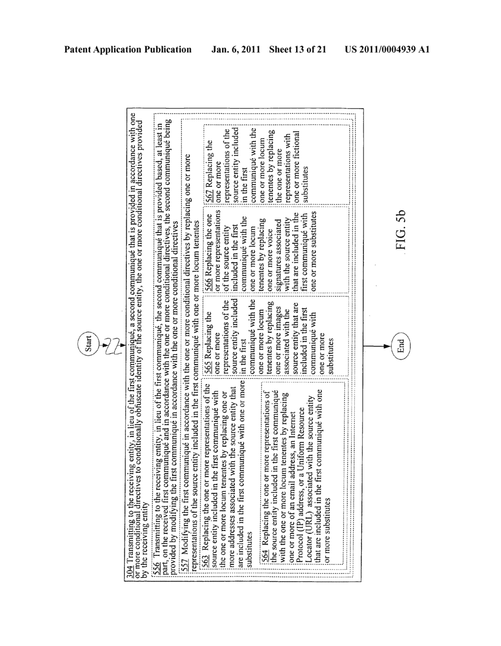 Obfuscating identity of a source entity affiliated with a communique in accordance with conditional directive provided by a receiving entity - diagram, schematic, and image 14