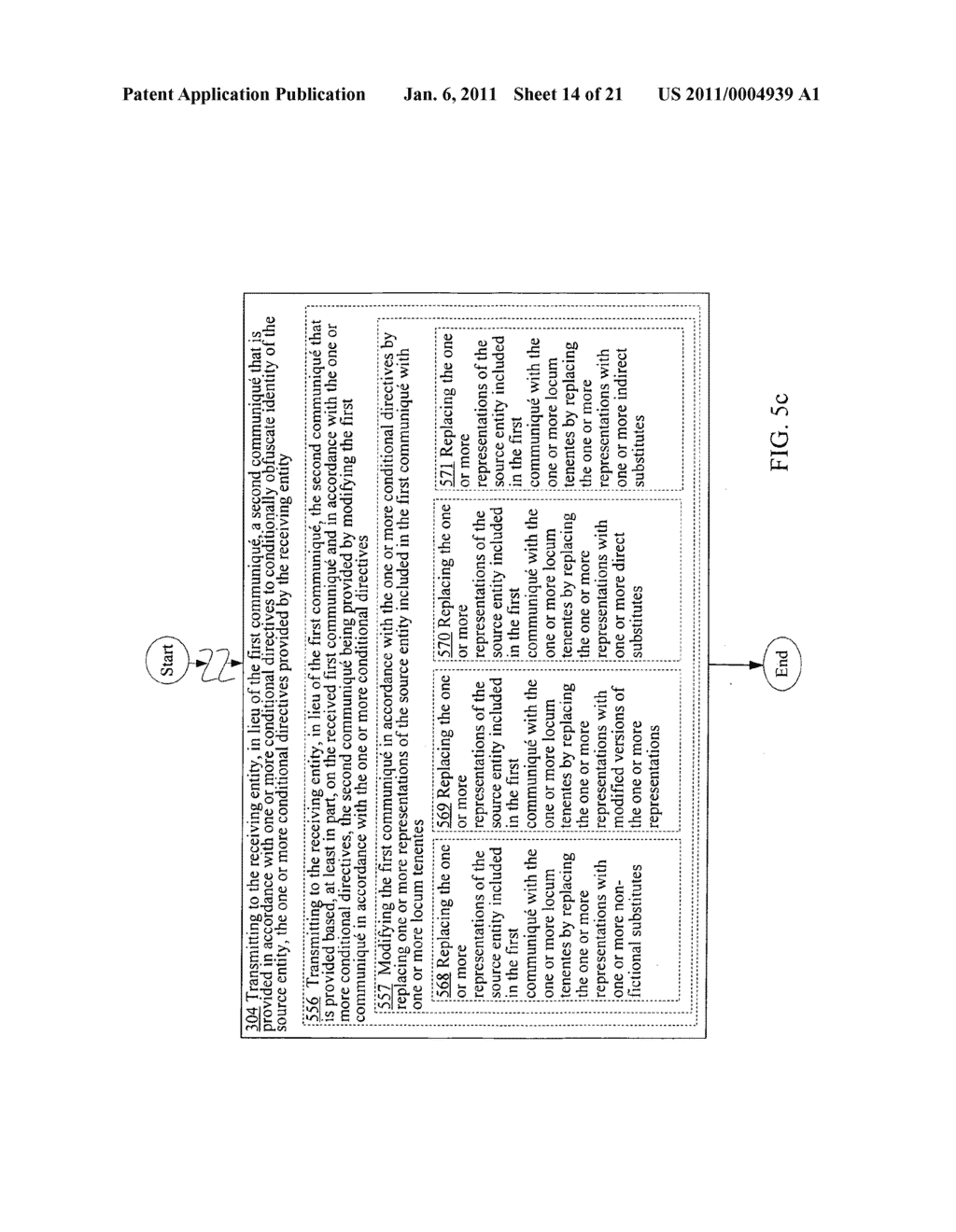 Obfuscating identity of a source entity affiliated with a communique in accordance with conditional directive provided by a receiving entity - diagram, schematic, and image 15