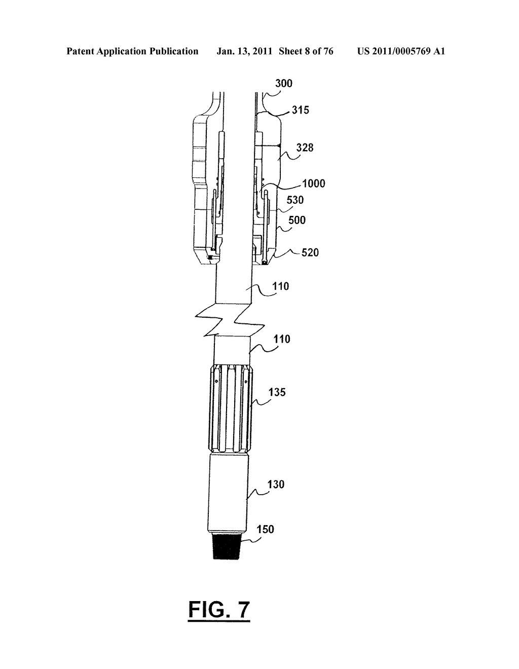 ROTATING AND RECIPROCATING SWIVEL APPARATUS AND METHOD - diagram, schematic, and image 09