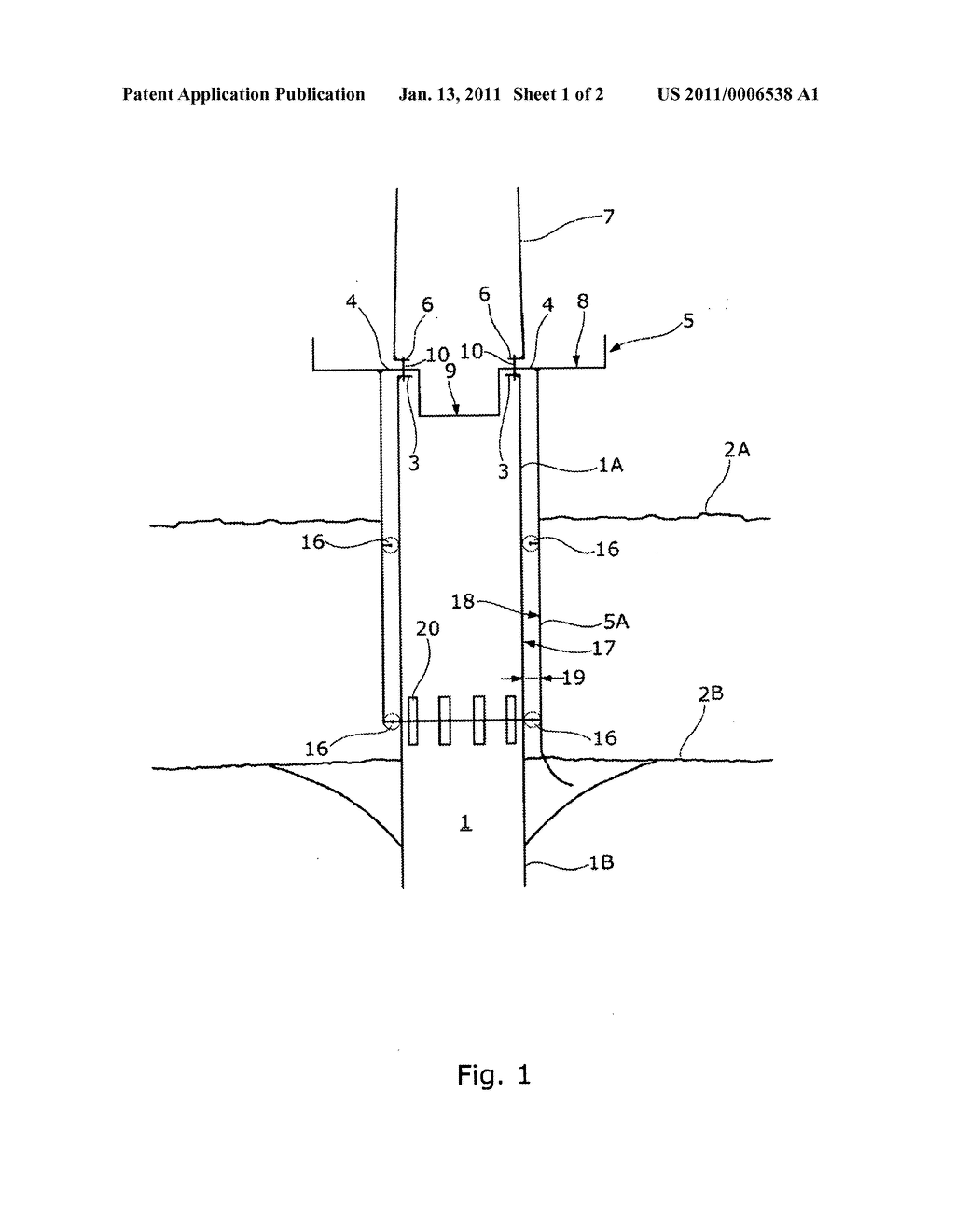 Wind Turbine Foundation Schematics Electrical Wiring Diagrams Charge Controller Schematic Monopile For Offshore Diagram