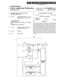 DRIVER CIRCUIT AND ADJUSTMENT METHOD THEREFOR diagram and image